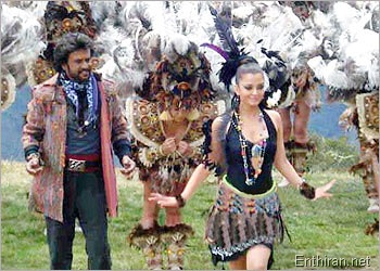 Enthiran The Robot Movie plot