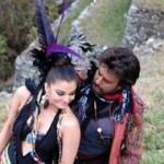 Aishwarya Rai Stills in Enthiran movie