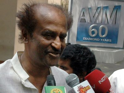 Rajini itself speaks about Enthiran