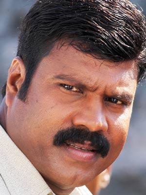 Kalabhavan Mani in Enthiran