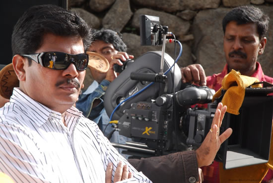 SHANKAR WORKING HARD TO MATCH AR RAHMAN'S WORK