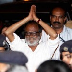 Rajini Reached Chennai - Videos & Stills